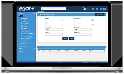 PacePlus WORKFLOW MANAGEMENT